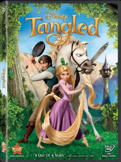 From Belle to Ariel to Cinderella, some of Disney's best loved heroines have been fairy tale princesses, and Rapunzel is next with this animated adaptation of the classic story.