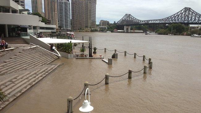 CBD Brisbane, Queensland 28 Jan 2013