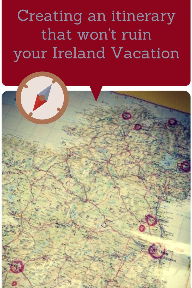 Don't ruin your Ireland vacation! The single thing that can ruin your Ireland vacation is easy to avoid! Just follow this tip for Ireland vacation planning.
