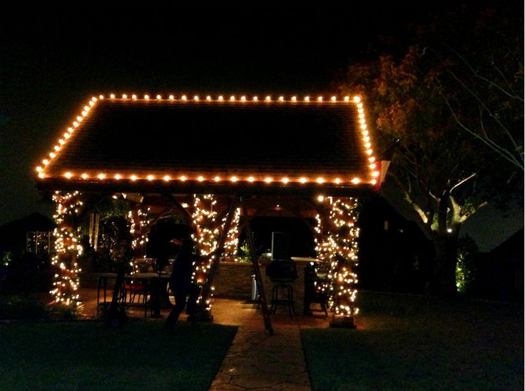 String Lights On Tree Branches : 1000+ images about String / Party Lights Installation by Dallas Landscape Lighting on Pinterest ...