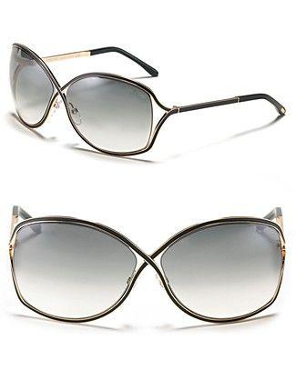 Tom Ford Sunglasses -- I love them!  So lightweight!