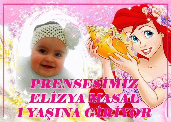 Deniz Kızı Ariel, Küçük Deniz Kızı Ariel Doğum Günü