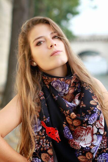 #Russian #shawl, #scarf. #Pavlovo #Posad shawl