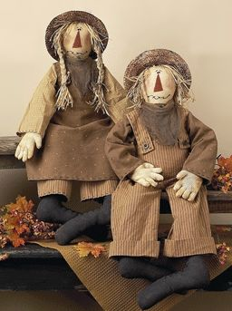 Check out the deal on Dorothy Country Scarecrow Doll at Primitive Home Decors