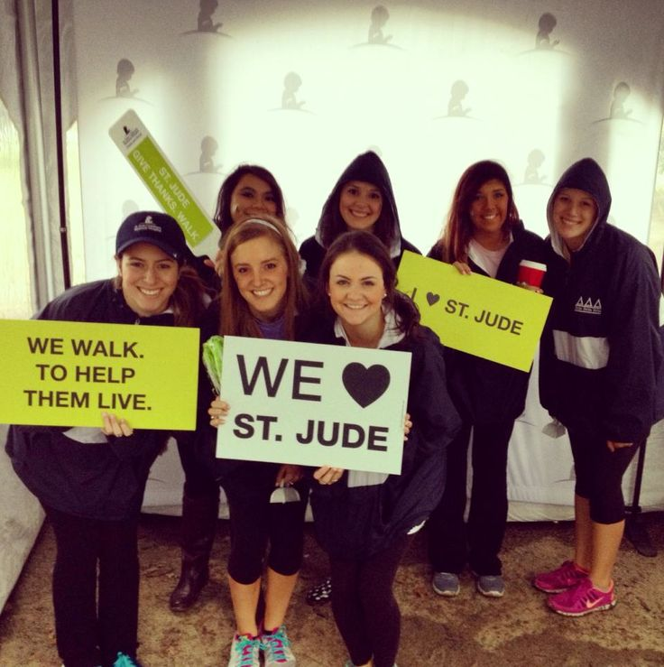 Don't forget to sign up for the 2015 St. Jude Walk/Run in a city near you! http://bit.ly/1JiWZUb