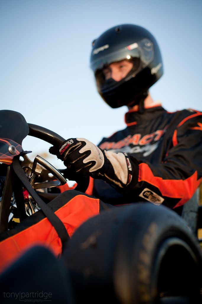 GripGO Racing! A hand controlled kart kit for disabled racers. #photography