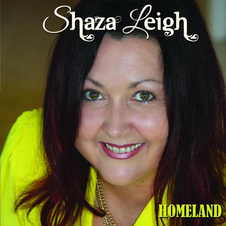 2016 'Homeland' - #LBS160CD  #ShazaLeigh, #AustralianCountryMusic, #LBSMusic, #Homeland