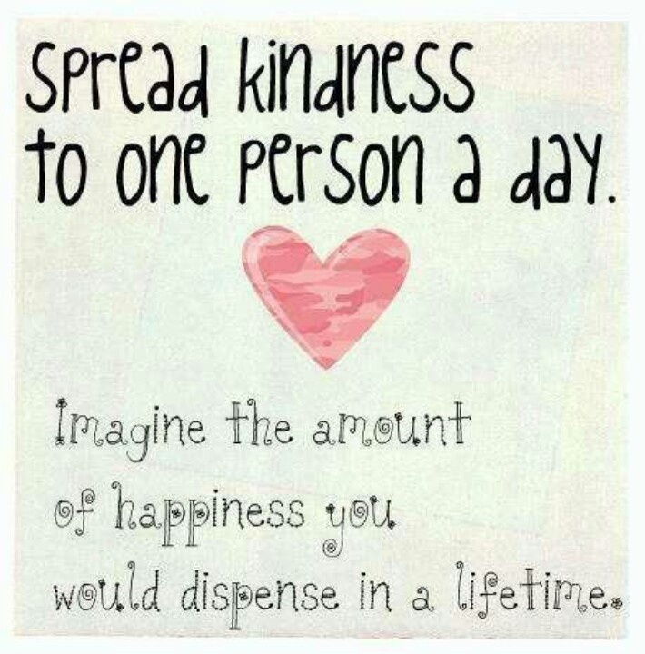 Spread Kindness Quotes. QuotesGram