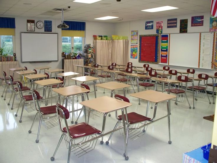 Modern Classroom Arrangement ~ Best ideas about classroom desk arrangement on