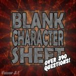 Download to preserve formatting! !ATTENTION! The character sheet will no longer be updated here! For all future updates, please watch TheChugsBoson and add [this version] to your favorites! The dev...
