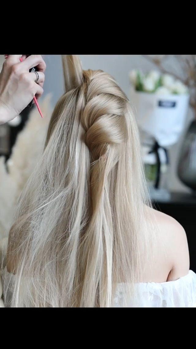 20 Schnelle und einfache Frisuren und Videoanleitungen – F–Frisuren für=Klein und Groß