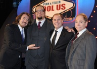 Nick Einhorn - many times winner of The Magic Circle's Close Up Magician of the Year and star of the Penn & Teller Show