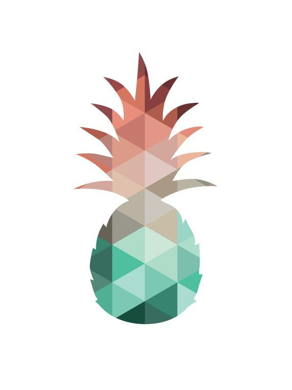 Best 25 art walls ideas on pinterest displaying kids - Ananas dessin ...