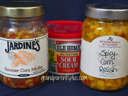 recipe: corn relish dip thermomix [21]