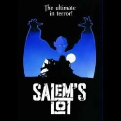"""Our Book Vs Movie mini ep Stephen King's """"Salem's Lot"""" with our friend @DAPFpodcast"""