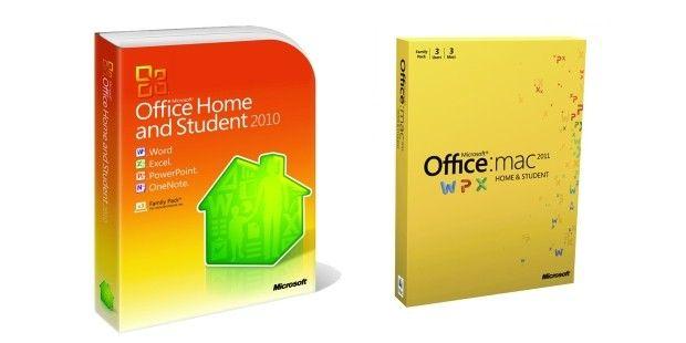Office 2010 und Office 2010 Mac-Im Juni 2010 kommt Office 2010 in die Läden, Office 2011 für Macintosh folgt im Oktober. Erstmals werden reduzierte Programmteile der Software, sogenannte Office Web Apps, gratis zur Verfügung gestellt. Je nach Version enthält Office 2010 Programme wie Access, Publisher, OneNote oder PowerPoint. Die eigentliche Versionsnummer 13.0 wurde dabei aufgrund der negativen Konnotation der Zahl übersprungen; Microsoft gab der Suite einfach die Versionsnummer 14.0.