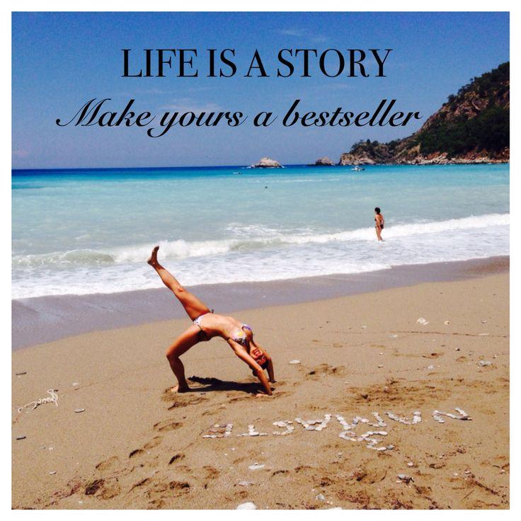 Life  Yoga  Love Summer