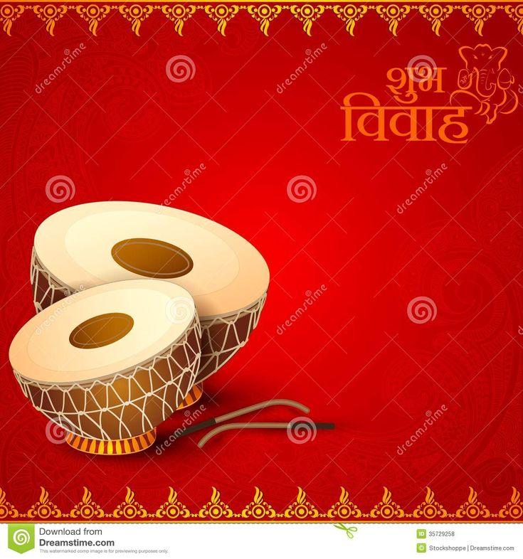Hindu Wedding Cards Templates Free
