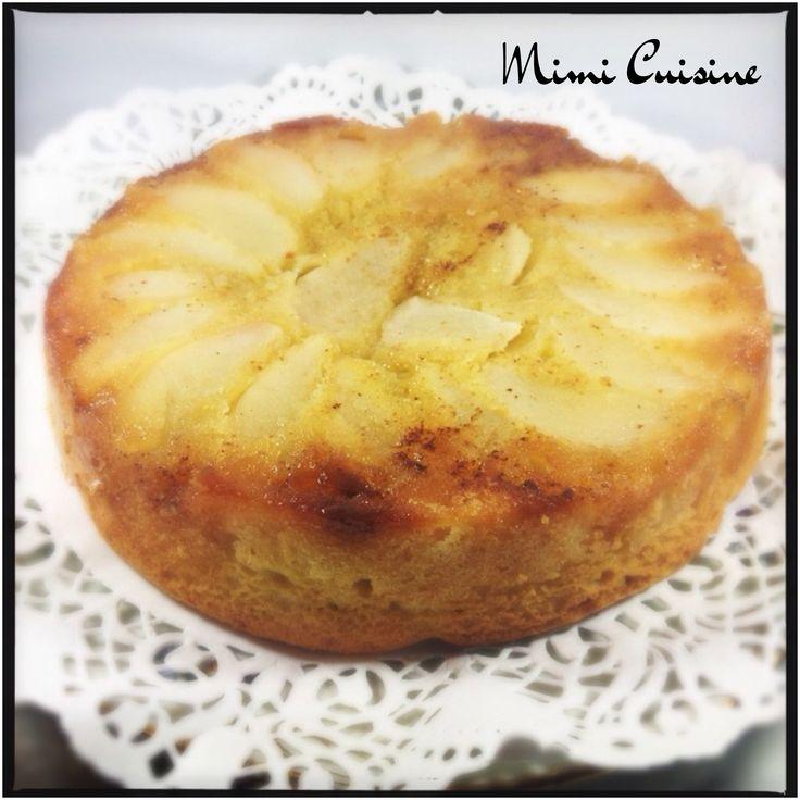 Poire tatin #Companion - Mimi Cuisine