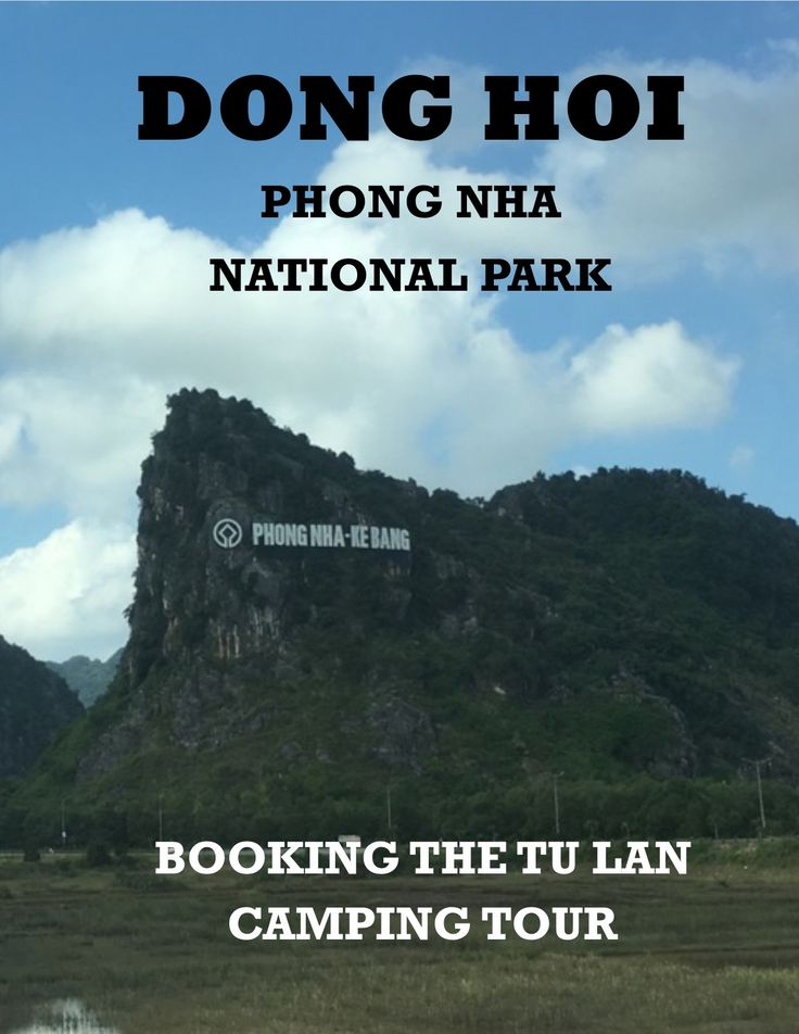 Packing List and Guide to Booking the Tu Lan Camping Tour - What to do around Dong Hoi Vietnam