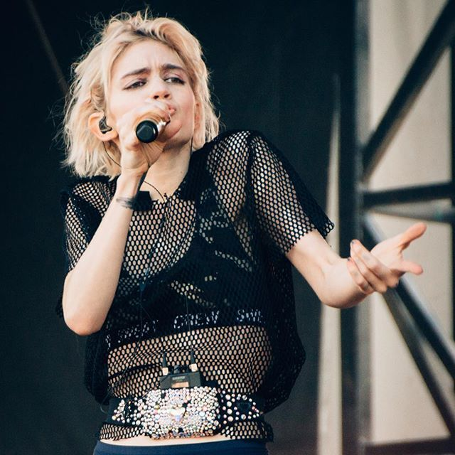 Grimes at Bestival Toronto