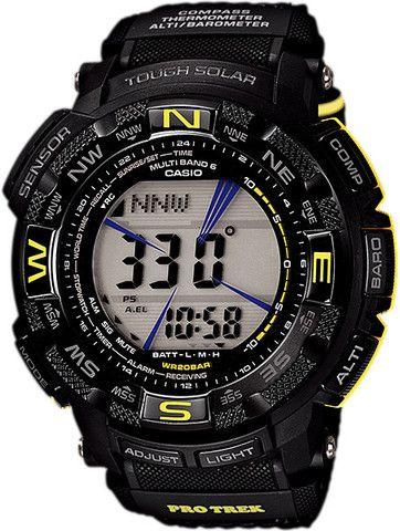 Mens Pro Trek x USARA Collaboration Multi Field Line Watch / #Casio #ProTrek…