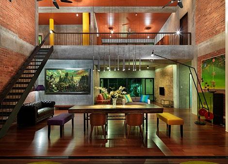 Το Σπίτι S11. Αρχιτεκτονική με σεβασμό στο περιβάλλον! Πράσινη κατασκευή στη Μαλαισία