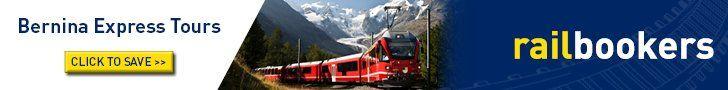 BERNINA EXPRESS from €29.90 | Switzerland's ultimate scenic train