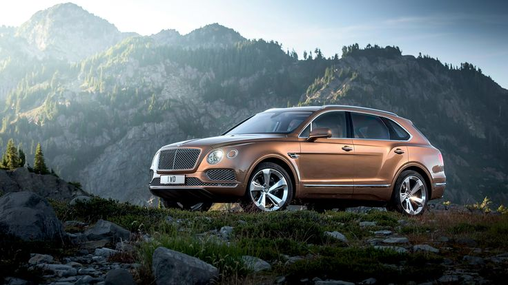 2016 Bentley Bentayga  http://www.wsupercars.com/bentley-2016-bentayga.php