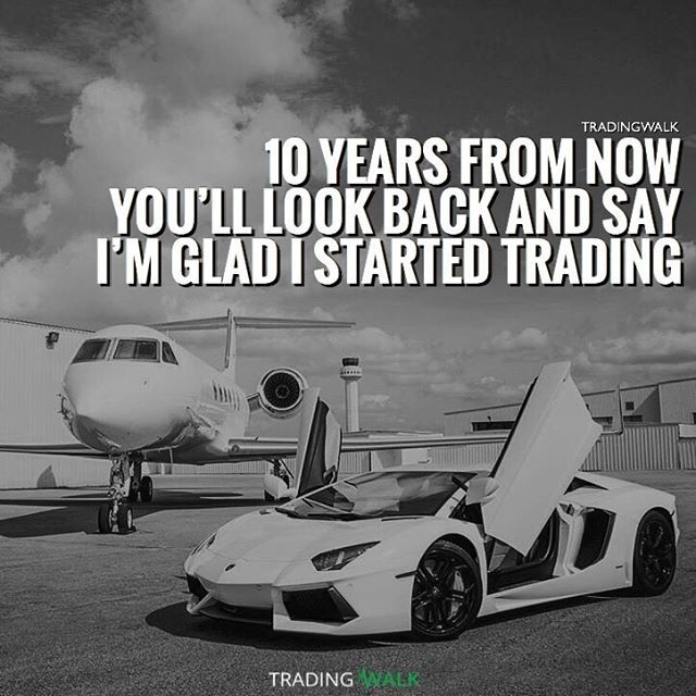 You'll be glad you started trading! Learn to trade forex with our price action trading strategy for winning signals. Perfect for beginners, scalping, swing trading, day trading no need for indicators. Check out our Instagram for more trading quotes!