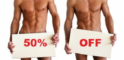 Get 50% OFF MALE Laser Hair removal treatments. http://www.colaz.co.uk/