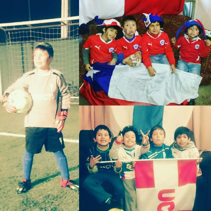 Mis cruzados Chilenos