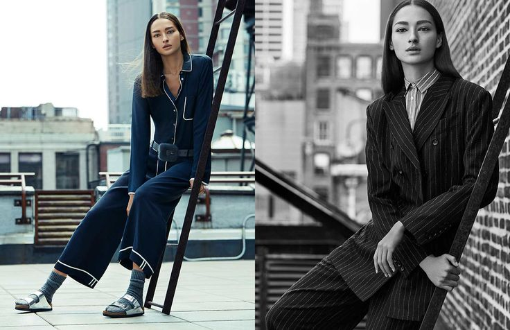 "Grazia Italy Editorial ""Hear it from New York"" shot by the fashion photographer Xavi Gordo represented by 8AM -  8 Artist Management 02 