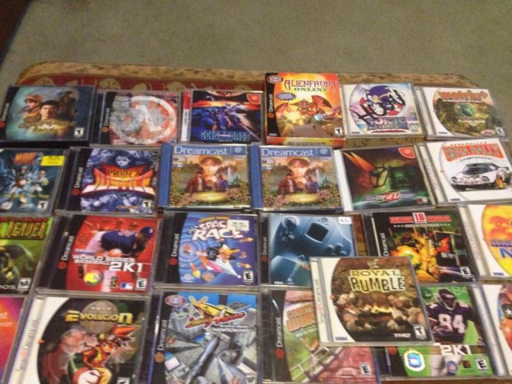 Dreamcast Lot 24 games  #retrogaming #HotDC  Project Justice Border Down Shenmue 1 and 2 coaster works etc. Auction from the US.