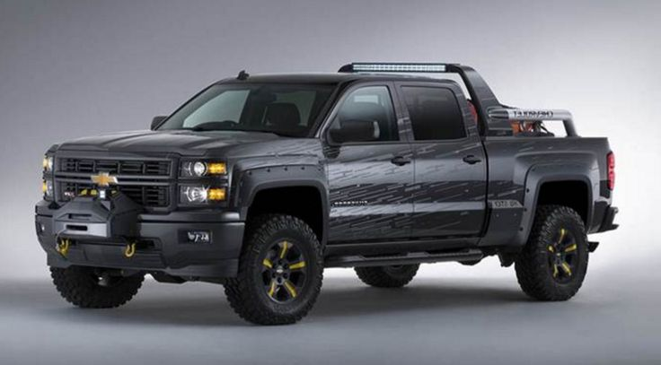 2018 Chevy Silverado 2500HD Review And Specs