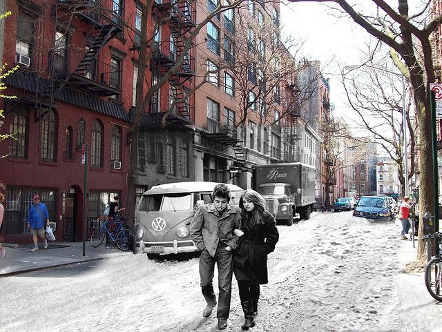 suze rotolo | BOB DYLAN AND SUZE ROTOLO FREEWHEELIN JONES ...