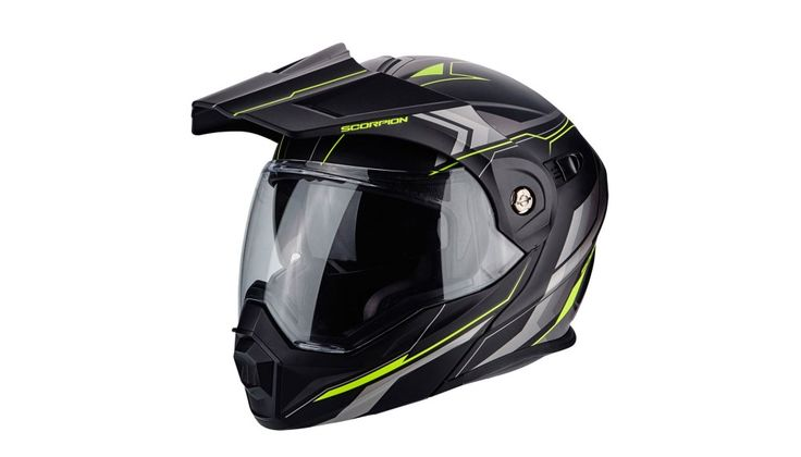 Scorpion Exo ADX-1 um novo conceito de capacete