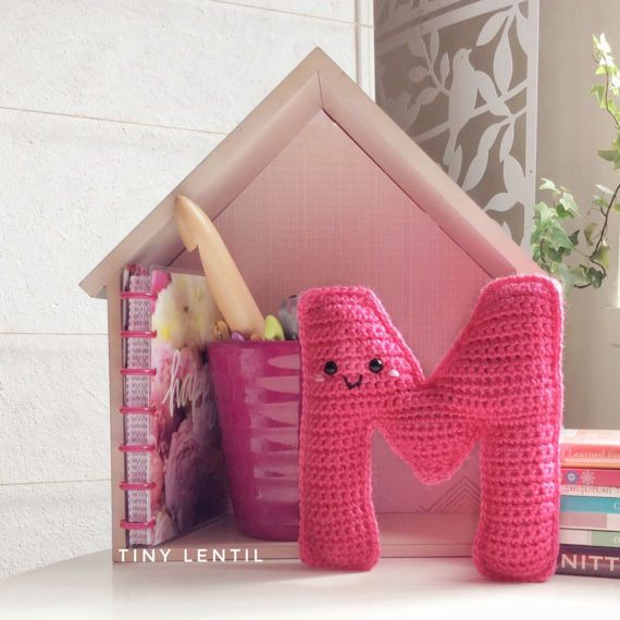Personalised toys  House decor  Nursery and Wedding by TinyLentil