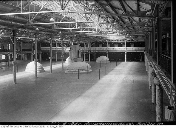 The former Ballroom