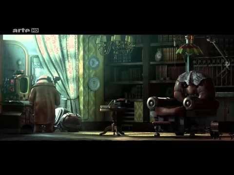 Премия оскар 2014, короткометражный мультик - YouTube