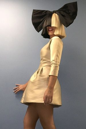 Sia: 'Everyone in entertainment is insecure. We've been dancing our entire lives…