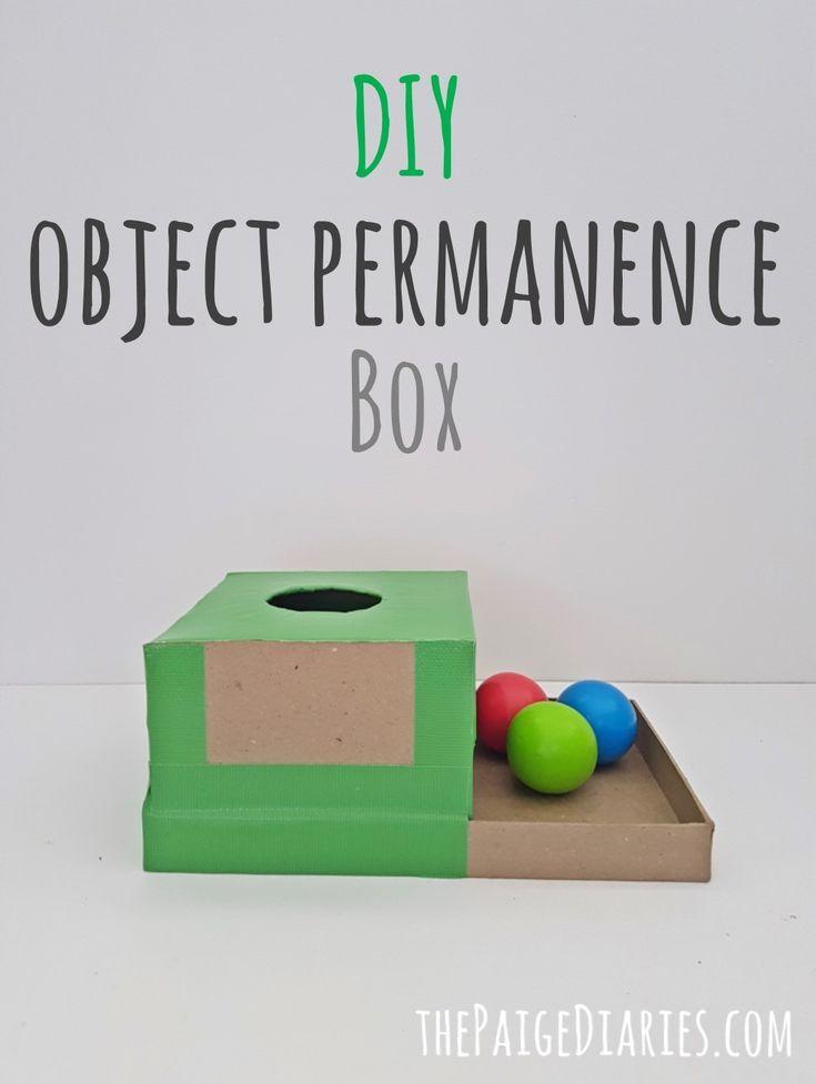 DIY Object Permanence Box – Die Paige-Tagebücher