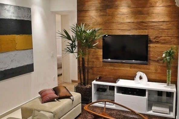 Como Montar Uma Sala De Tv Simples ~ Veja como montar uma linda decoração de sala simples e barata