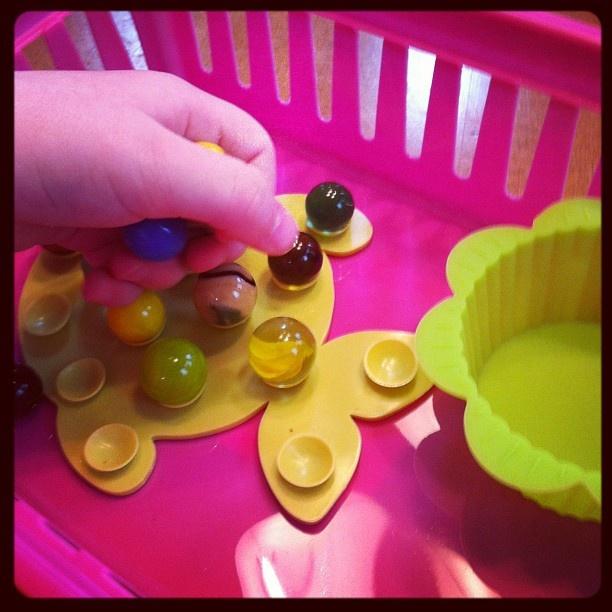 Marble Montessori Work