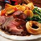 Roast Beef   You Cant beat A Sunday Dinner! Mmmmmm! Knorr Gravy with the Yorkie Pud's! #GotItFree