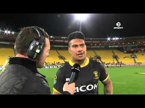 Wellington Lions hometown hero Ardie Savea - YouTube