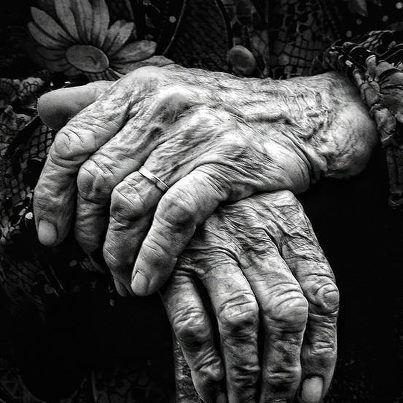 Hands of an artist!