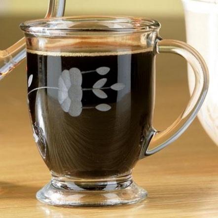 Princess House » Home » Products » New Release Crystal Range » 6225 - Princess Heritage Mini Cafe Mugs