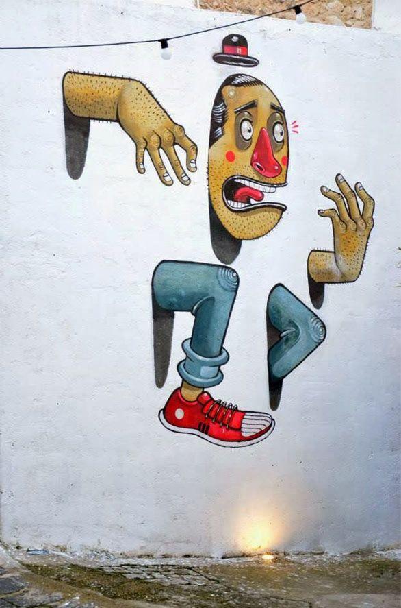 Artist: Mr Thoms