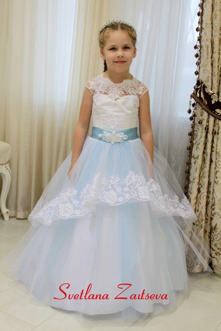 Платья для девочек воронеж